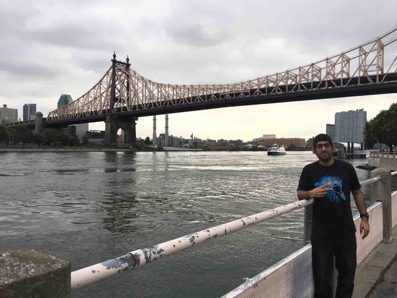 Queens Bridge - hidden gems of new york